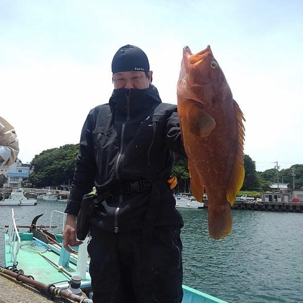釣り船幸盛丸 釣果 2020/06/20「土」