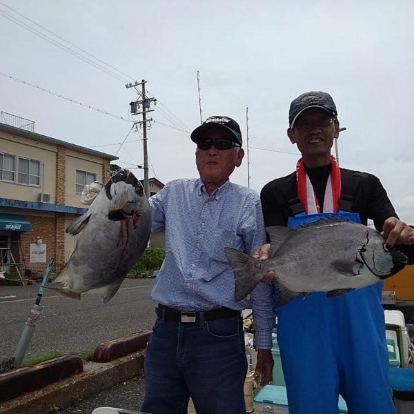 釣り船幸盛丸 釣果 2020/06/21「日」