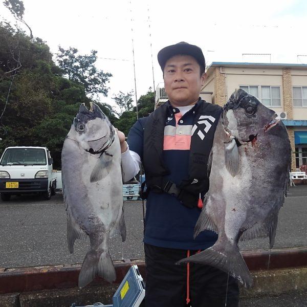 釣り船幸盛丸 釣果 2020/07/23「水」