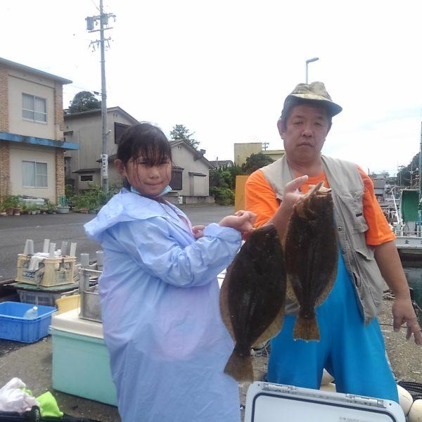 釣り船幸盛丸 釣果 2020/07/25「土」