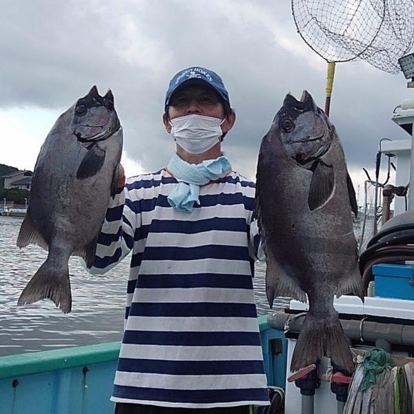 釣り船幸盛丸 釣果 2020/07/31「金」