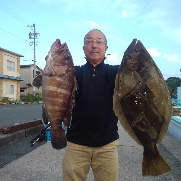 釣り船幸盛丸 釣果 2020/08/02「日」