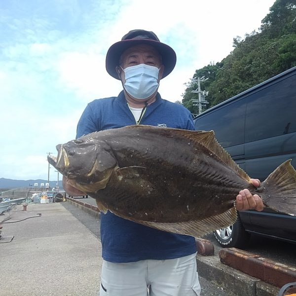 釣り船幸盛丸 釣果 2020/08/03「月」