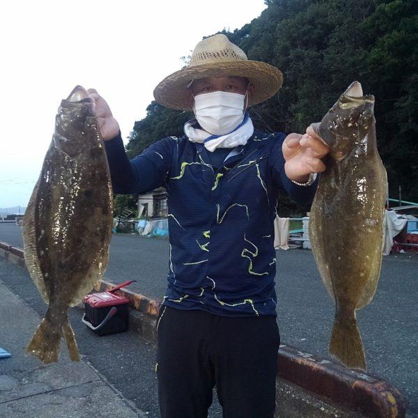 釣り船幸盛丸 釣果 2020/08/08  「土」