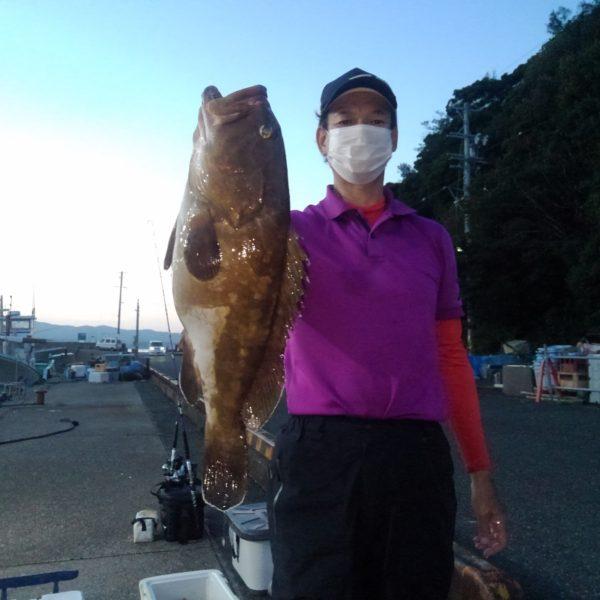 釣り船幸盛丸 釣果 2020/08/29「土」