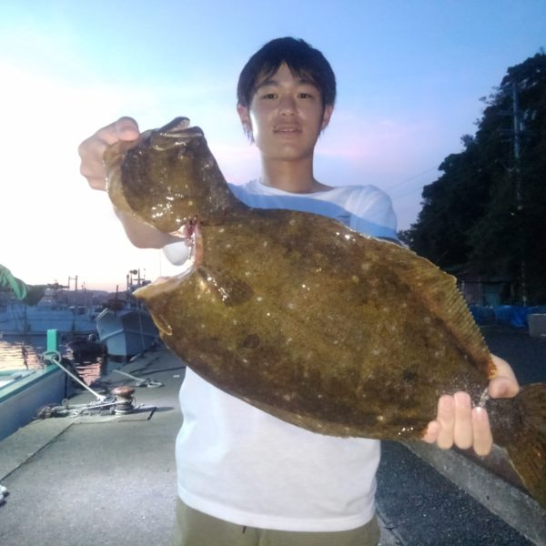 釣り船幸盛丸 釣果 2020/08/30「日」
