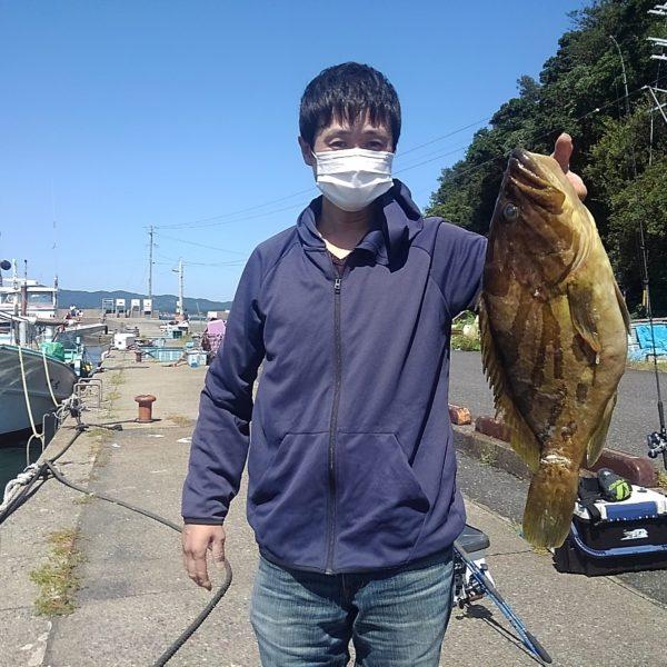 釣り船幸盛丸 釣果 2020/09/21「月」