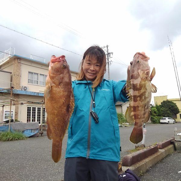 釣り船幸盛丸 釣果 2020/09/22「火」