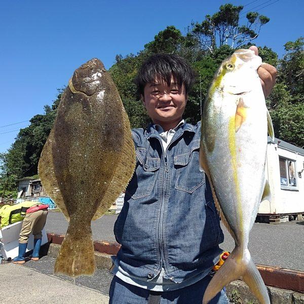 釣り船幸盛丸 釣果 2020/09/27「日」