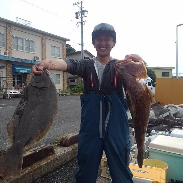 釣り船幸盛丸 釣果 2020/10/04「日」