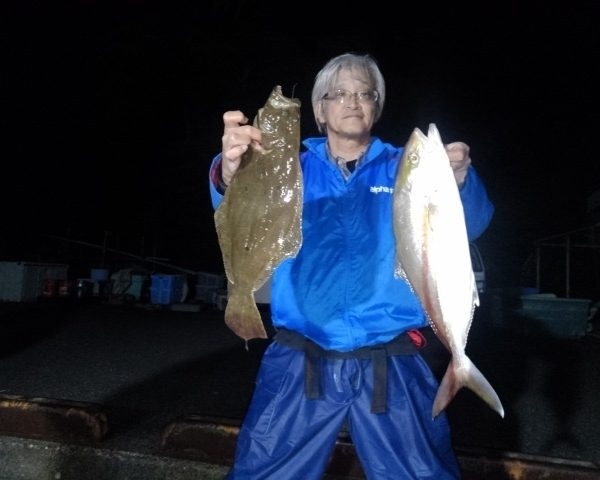 釣り船幸盛丸 釣果 2020/10/25「日」