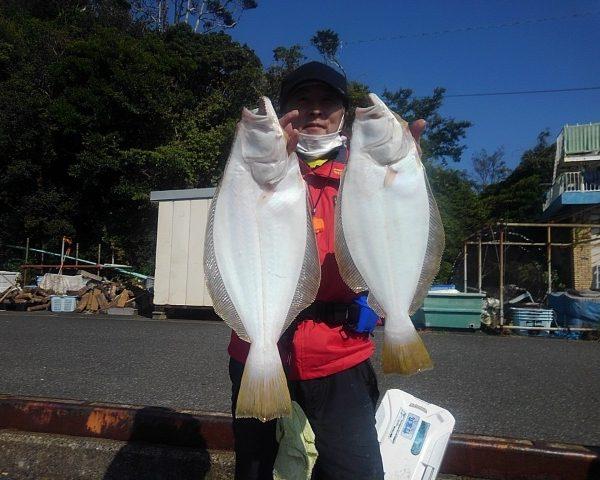 釣り船幸盛丸 釣果 2020/10/29「木」