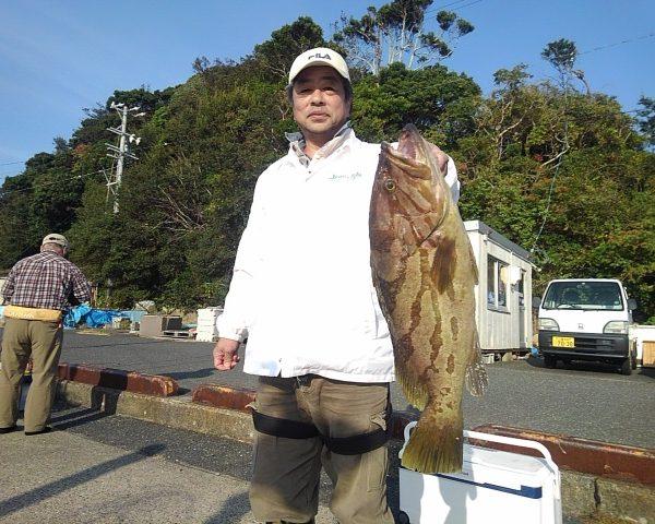 釣り船幸盛丸 釣果 2020/11/16「月」