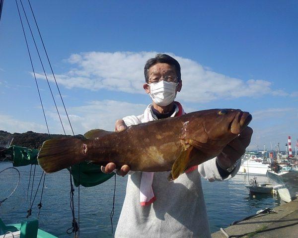 釣り船幸盛丸 釣果 2020/11/22「日」