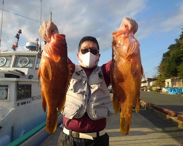 釣り船幸盛丸 釣果 2020/11/27「金」