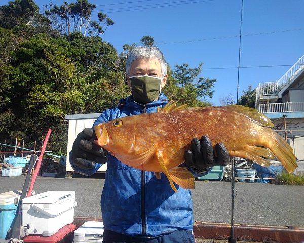 釣り船幸盛丸 釣果 2020/11/28「土」
