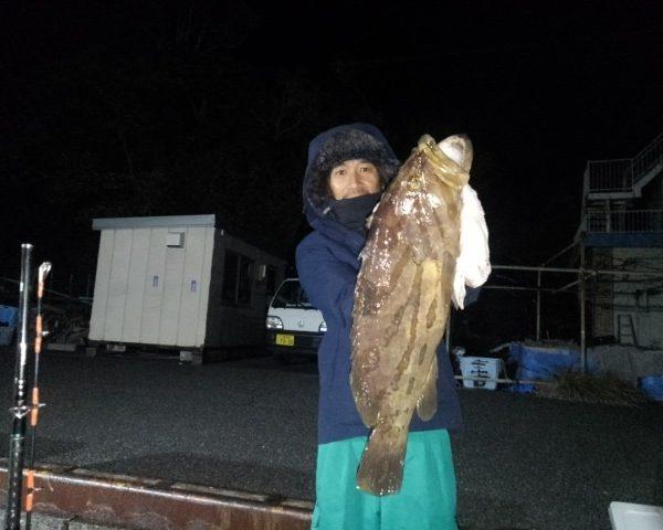 釣り船幸盛丸 釣果 2020/12/06「日」