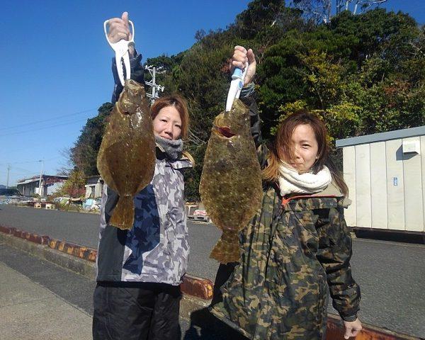 釣り船幸盛丸 釣果 2020/12/07「月」