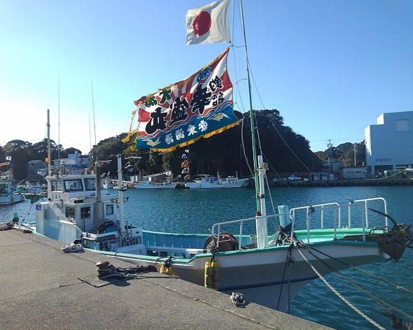 釣り船幸盛丸 釣果 2021/01/01 「金」