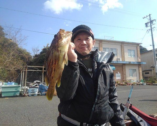 釣り船幸盛丸 釣果 2021/01/16「土」