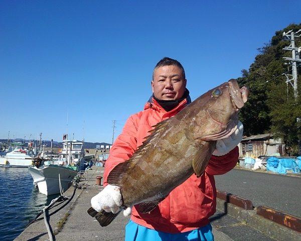 釣り船幸盛丸 釣果 2021/01/20「水」