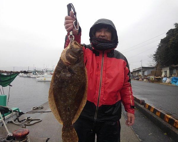 釣り船幸盛丸 釣果 2021/01/22「金」
