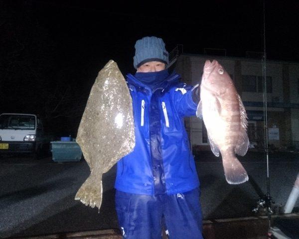 釣り船幸盛丸 釣果 2021/01/30「土」