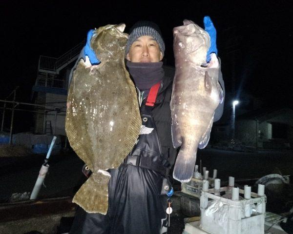 釣り船幸盛丸 釣果 2021/02/06「土」