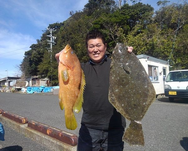釣り船幸盛丸 釣果 2021/02/25「木」