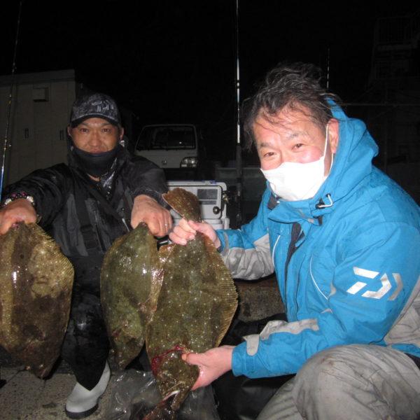 釣り船幸盛丸 釣果 2021/03/14「日」