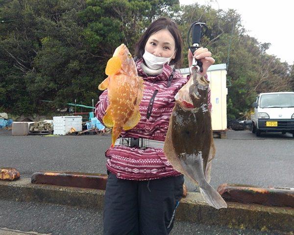 釣り船幸盛丸 釣果 2021/03/04「木」