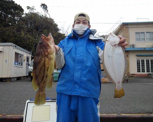 釣り船幸盛丸 釣果 2021/03/07「日」
