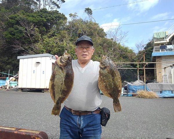 釣り船幸盛丸 釣果 2021/03/11「木」
