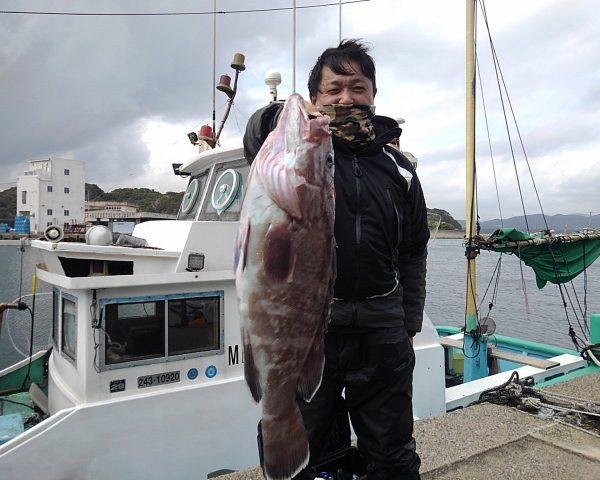 釣り船幸盛丸 釣果 2021/03/20「土」