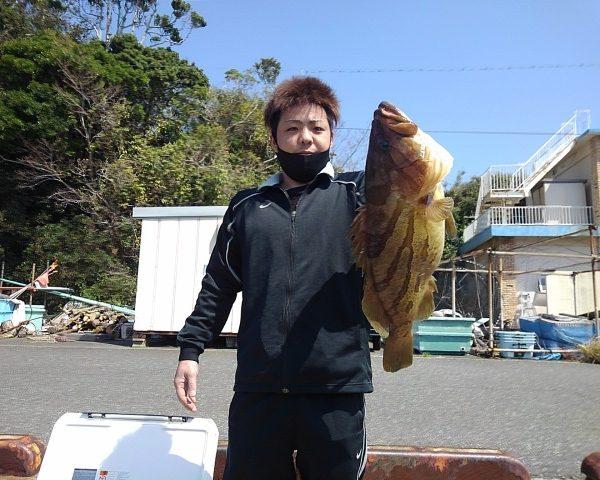釣り船幸盛丸 釣果 2021/03/23「火」