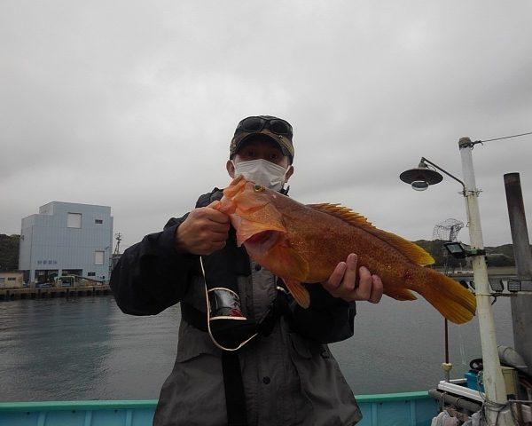釣り船幸盛丸 釣果 2021/04/04「日」