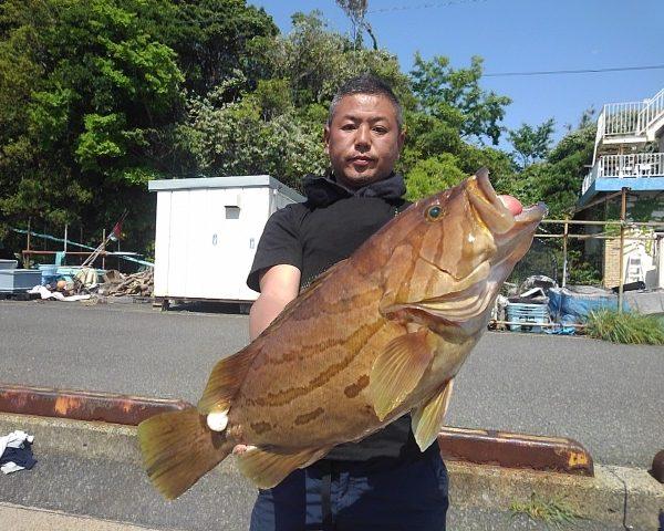 釣り船幸盛丸 釣果 2021/04/21「水」