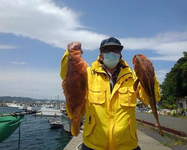 釣り船幸盛丸 釣果 2021/04/25「日」
