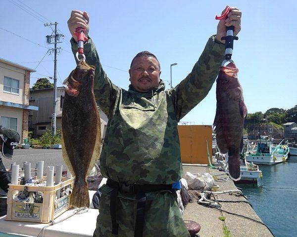 釣り船幸盛丸 釣果 2021/04/30「金」