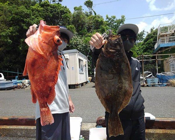 釣り船幸盛丸 釣果 2021/05/09「日」