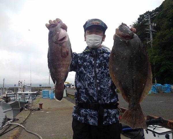 釣り船幸盛丸 釣果 2021/05/15「土」
