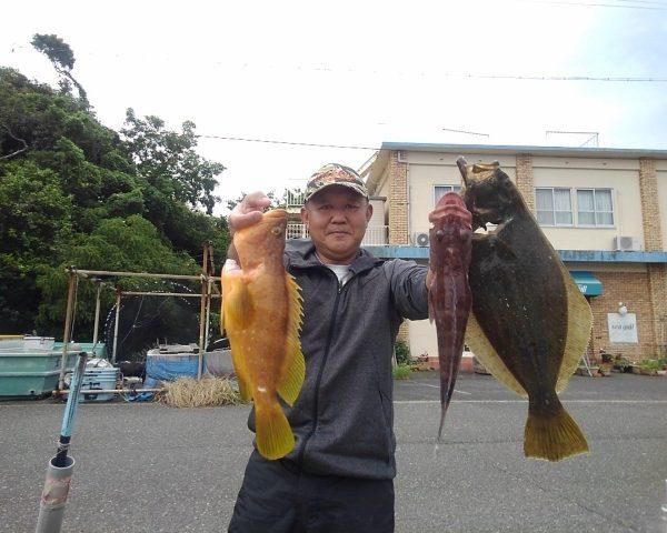 釣り船幸盛丸 釣果 2021/05/22「土」