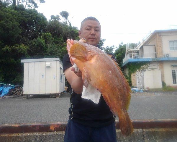 釣り船幸盛丸 釣果 2021/06/02「水」