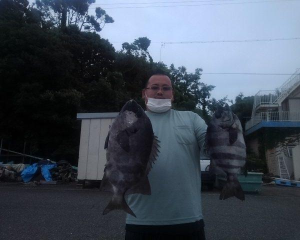 釣り船幸盛丸 釣果 2021/06/05「土」