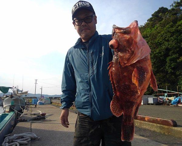 釣り船幸盛丸 釣果 2021/06/08「火」