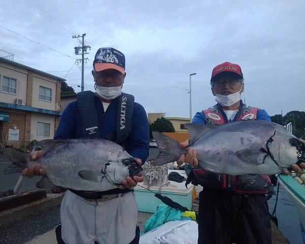 釣り船幸盛丸 釣果 2021/06/12「土」