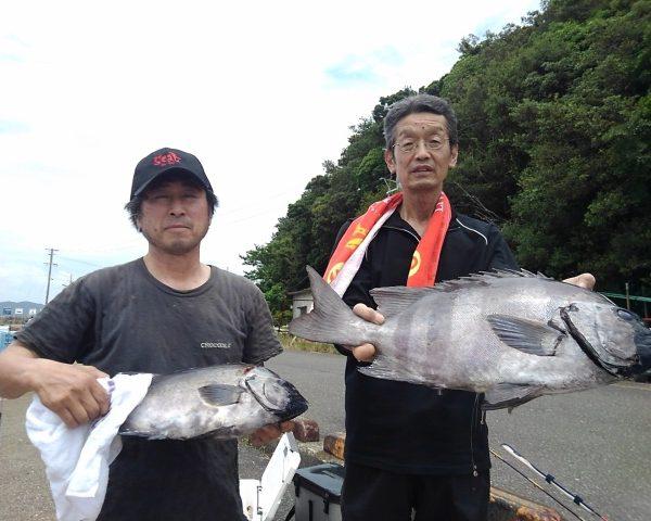 釣り船幸盛丸 釣果 2021/06/13「日」