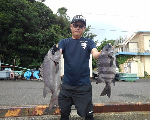 釣り船幸盛丸 釣果 2021/06/30「水」
