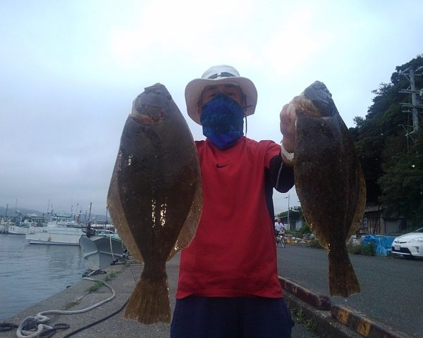 釣り船幸盛丸 釣果 2021/07/04「日」